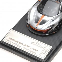 McLaren P1 GTR Design Concept 2015 Almost Real ALM440101
