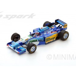 Benetton Renault B195 F1 Monaco 1995 Michael Schumacher Spark S4775