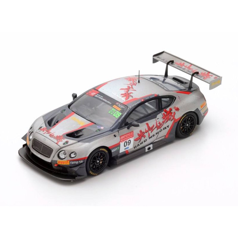 Bentley Continental GT3 9 China GT 2017 Spark SP178