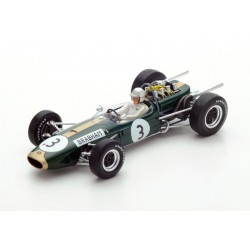 Brabham BT19 F1 World Champion 1966 Jack Brabham Spark 18S223