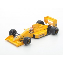 Lotus 101 F1 Angleterre 1989 Nelson Piquet Spark 18S231