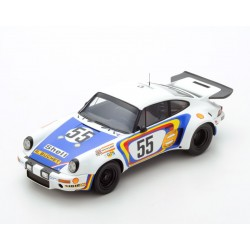 Porsche 911 RSR 55 24 Heures du Mans 1975 Spark 18S289