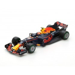 Red Bull Tag Heuer RB13 F1 Chine 2017 Max Verstappen Spark 18S305