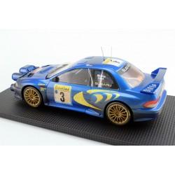 Subaru Impreza Version salie 3 Rallye Monte Carlo 1998 McRae Grist Top Marques TOP40AD