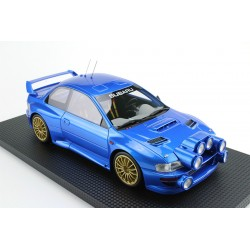 Subaru Impreza Plain Body 1998 bleue métal Top Marques TOP40AW