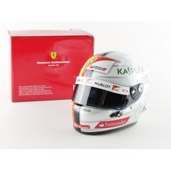 Casque 1/2 Sebastian Vettel F1 2016 Arai 70240016