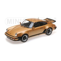 Porsche 911 Turbo Bronze Metallic 1977 Minichamps 125066127 1/12