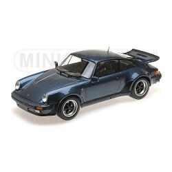 Porsche 911 Turbo Grey Metallic 1977 Minichamps 125066126 1/12