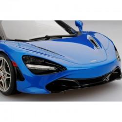 McLaren 720S Aurora Blue Truescale TS0142