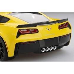 Chevrolet Corvette Grand Sport Corvette Racing Yellow Truescale TS0119