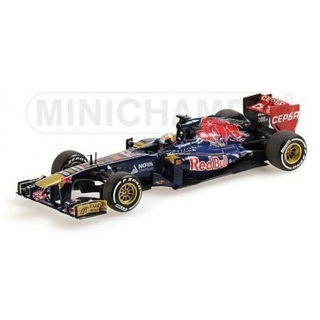 Scuderia Toro Rosso STR8 F1 2013 Jean Eric Vergne Minichamps 410130018