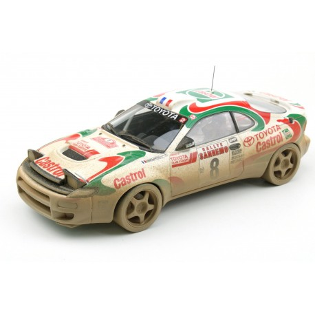 Toyota Celica GT4 8 Winner Rallye San Remo 1994 Auriol Occelli Top Marques TOP34CD