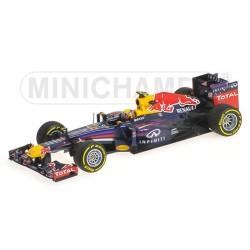 Red Bull Renault F1 Team Showcar F1 2013 Mark Webber Minichamps 410130072