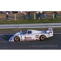 Nimrod Aston Martin NRA C2B 32 24 Heures du Mans 1984 Spark S0565