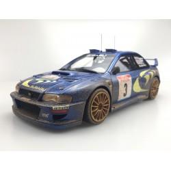 Subaru Impreza 3 Tour de Corse 1998 McRae Grist Top Marques TOP40BD
