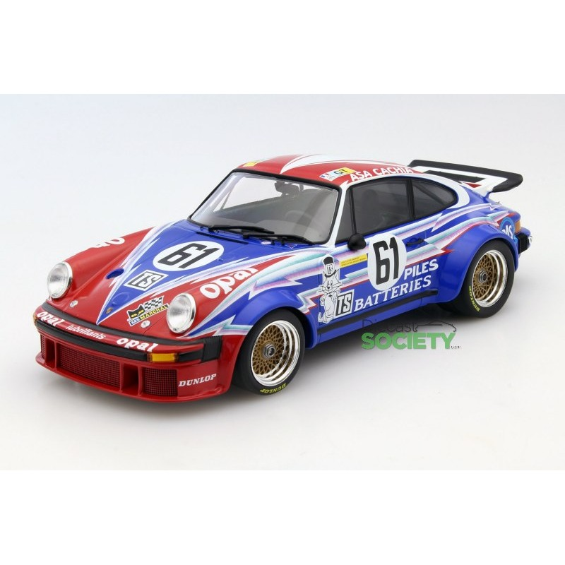 porsche 934 61 24 heures du mans 1976 minichamps 153766461 miniatures minichamps. Black Bedroom Furniture Sets. Home Design Ideas