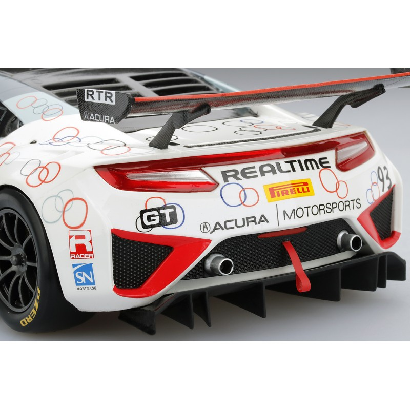 Acura NSX GT3 93 Pirelli World Challenge 2017 Peter Kox