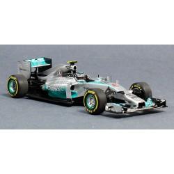 Mercedes F1 W05 F1 Australie 2014 Nico Rosberg Spark S3087