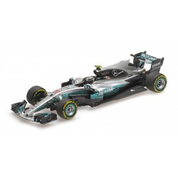 Mercedes AMG Petronas W08 EQ Power+ Grand Prix de Chine 2017 Valtteri Bottas Minichamps 417170277