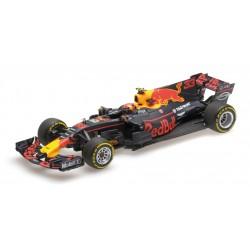 Red Bull Tag Heuer RB13 33 F1 Winner Malaisie 2017 Max Verstappen Minichamps 417171533