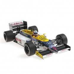 Williams Honda FW11 F1 1986 Nigel Mansell Minichamps 117860005