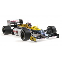 Williams Honda FW11 F1 1986 Nelson Piquet Minichamps 117860006