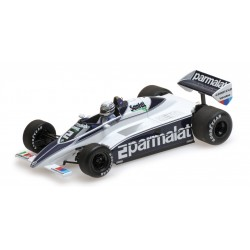 Brabham BMW BT50 F1 1982 Ricardo Patrese Minichamps 417820002