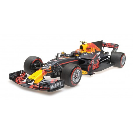 Red Bull Tag Heuer RB13 F1 Australie 2017 Max Verstappen Minichamps 110170033