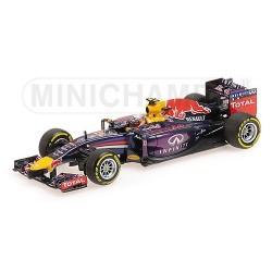 Red Bull Renault RB10 F1 Canada 2014 Daniel Ricciardo Minichamps 410140103