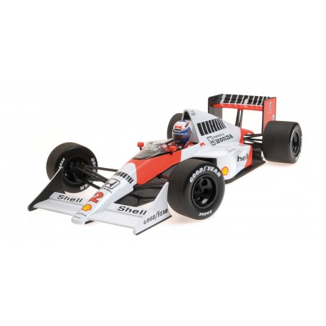 McLaren Honda MP4/5 F1 World Champion 1989 Alain Prost Minichamps 530891802