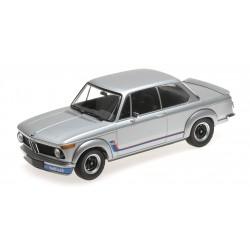 BMW 2002 Turbo 1973 Silver Minichamps 155026201