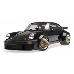 Porsche 934 Noire 1976 Minichamps 125766402