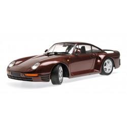 Porsche 959 1987 Rouge Minichamps 155066204