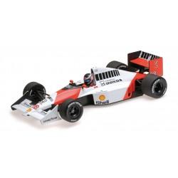McLaren Honda MP4/5B F1 1990 Gerhard Berger Minichamps 530901828