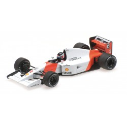 McLaren Honda MP4/7 F1 1992 Gerhard Berger Minichamps 530924302