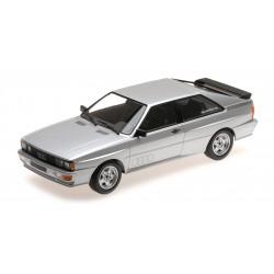 Audi Quattro 1980 Silver Minichamps 155016122