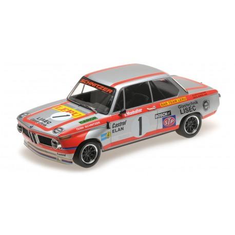 BMW 2002 TI 1 1000 km de l'Osterreichring 1974 Minichamps 155742601