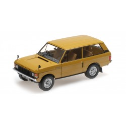Range Rover Jaune 1970 Almost Real ALM810103