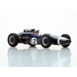Cooper T60 F1 Belgique 1963 Jo Bonnier Spark S4804