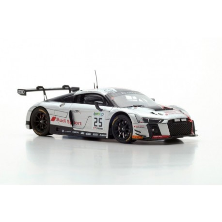 Audi R8 LMS 25 Winner 24 Heures de Spa Francorchamps 2017 Spark SB138