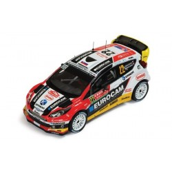 Ford Fiesta RS 22 WRC Monte Carlo 2014 Melicharek Melicharek IXO RAM570