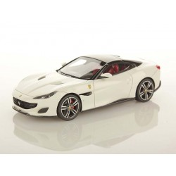 Ferrari Portofino Bianco Avus With Nero DS Roof Looksmart LS480F