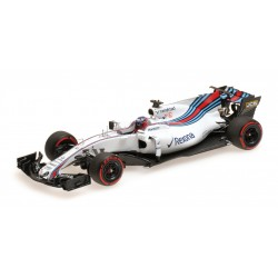 Williams Mercedes FW40 Test Bahrain 2017 Gary Paffett Minichamps 417170041