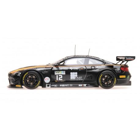 BMW M6 GT3 12 24 Heures de Spa 2016 Minichamps 437162612
