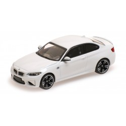BMW M2 2016 Blanche Minichamps 410026104
