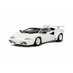 Lamborghini Countach LP 5000 QV Bianco Polo GT Spirit GTS18504W