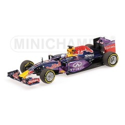 Red Bull Renault RB11 F1 2015 Daniel Ricciardo Minichamps 417150003