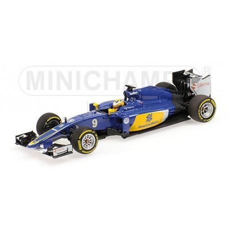 Sauber Ferrari C34 F1 2015 Marcus Ericsson Minichamps 417150009