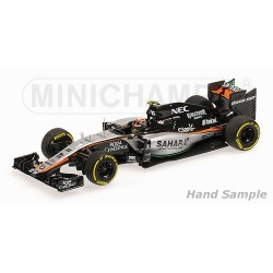 Force India Mercedes VJM08 F1 2015 Sergio Perez Minichamps 417150011