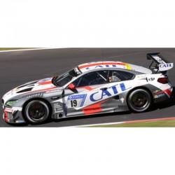 BMW M6 GT3 19 24 Heures Nurburgring 2017 Spark SG365